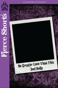 Cover design of No Greater Love Than This by Joel Kelly